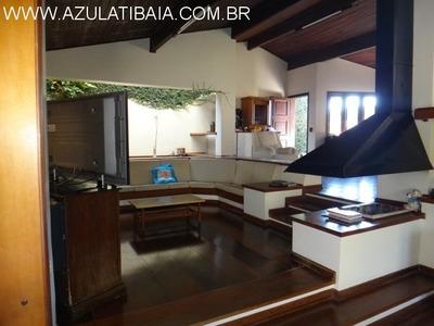 Casa Em Atibaia, Região Nobre, Proximo Teleférico, 1.190,00m² - Ca00343 - 33807053