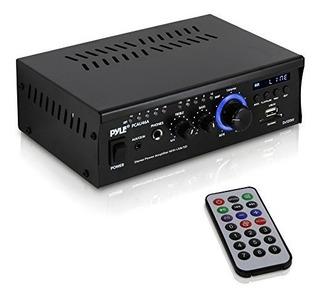Sistema De Amplificador De Potencia De Audio P