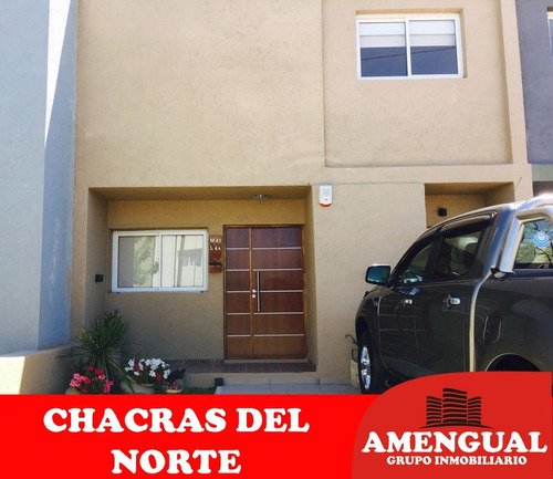Vendo Duplex  3 Dormitorios Chacras Del Norte!!