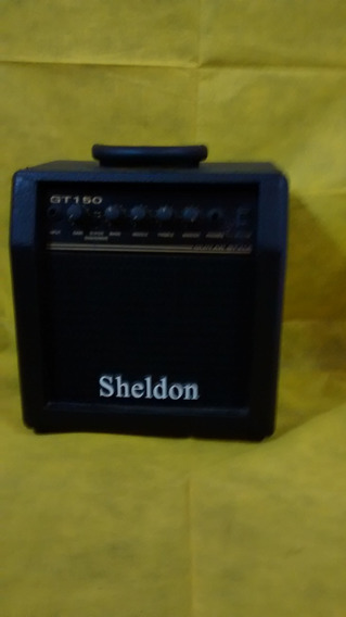 Caixa Acustica Sheldon