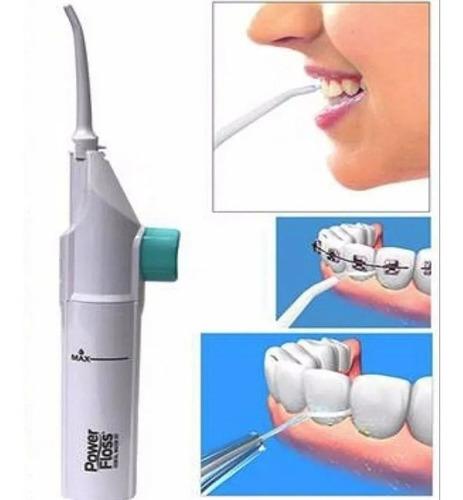 Imagem 1 de 4 de Irrigador Bucal Power Floss Limpeza Dental