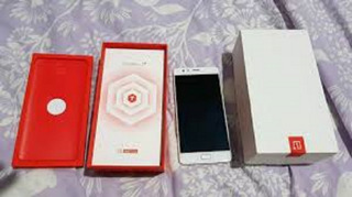 One Plus 3t 64 Gold