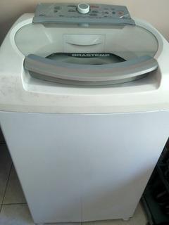 Máquina Lavar Roupa (usada) Ferrugem Na Base Dos Pés
