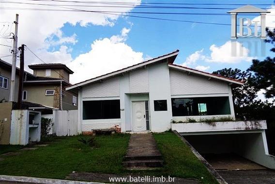 Casas Em Santana De Parnaíba - 4159