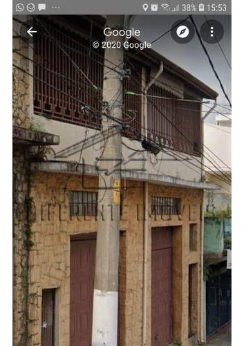Sobrado - 5 Dorm- 02 Vagas -  240,00 M² - Vila Prudente !