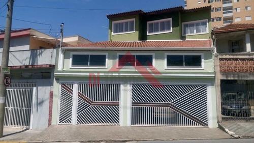 Sobrado Com 3 Dorms, Santa Paula, São Caetano Do Sul - R$ 1.06 Mi, Cod: 1007 - V1007