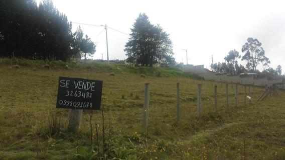 Terreno En Catzuqui De Moncayo (quito- Pichincha)