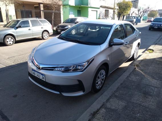 [lob] Toyota - Corolla Xli Cvt 4p 1.8 N 2017