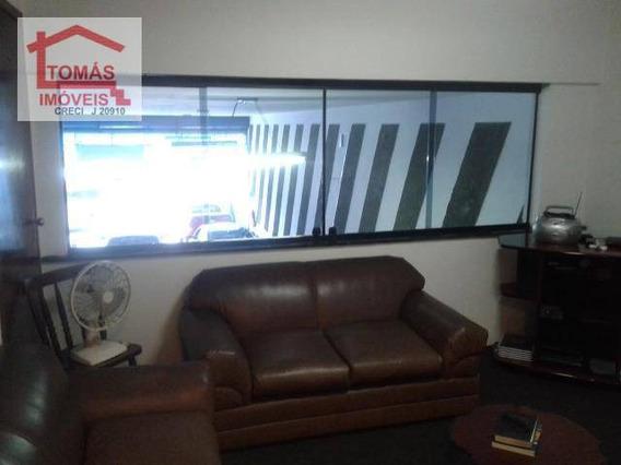 Amplo Salão Comercial Na Av. Mutinga Em Pirituba - Sl0063