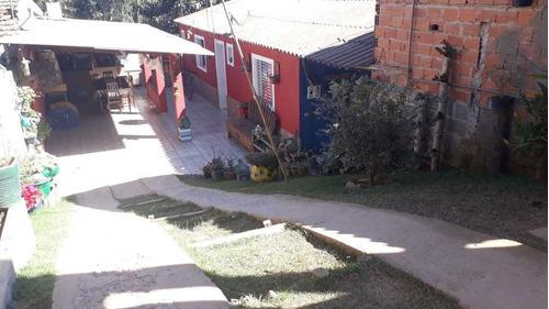 Casa 250 M² Em Ibiúna - Casa Barata - Cód.150