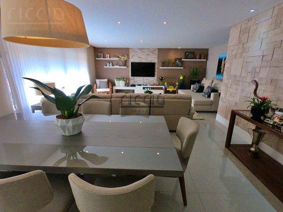 Apartamento Maravilhoso No Vila Ema 4 Suítes - Para Quem Quer Sossego! - Ap2020