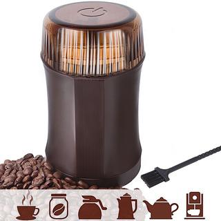 Molinillo De Café Amovee Grinder Eléctrico Con Cuchillas