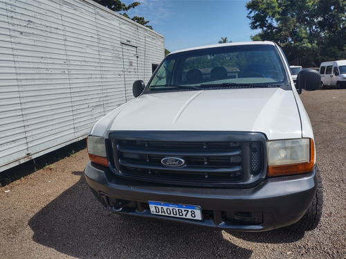 Ford F 350 2003 Chassi