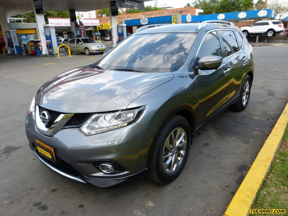 Nissan X-trail T32 Exclusive At 2500cc 7psj