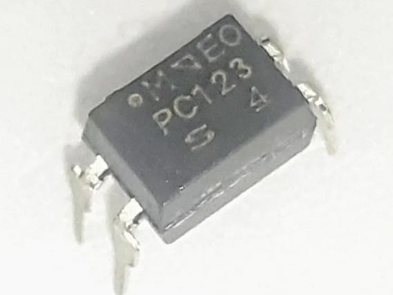 Ci Pc123 Dip4 Optoacoplador Kit C/5 Pçs Novas E Originais