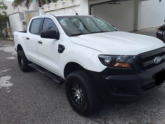Ford Ranger 2.2 Xl Diésel Cabina Doble At 2017