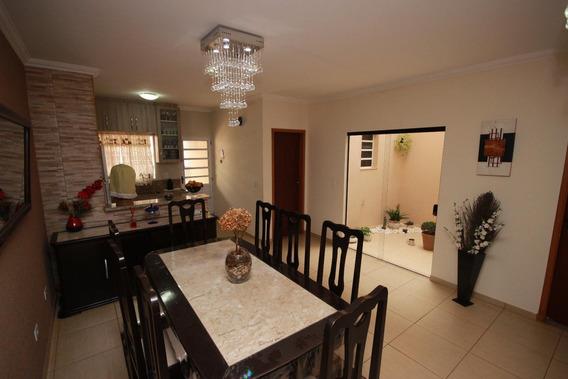 Casa Residencial Em Bragança Paulista - Sp - Ca0099