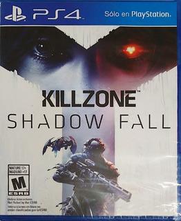 Killzone Shadow Fall Ps4 Fisico En Español Original Nuevo