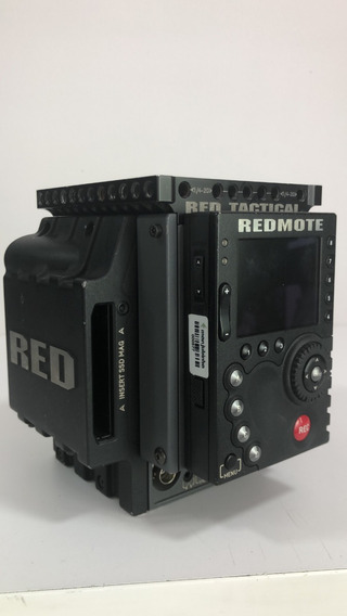 Camera Red Scarlet Mysterium X 5k - Perfeito Estado