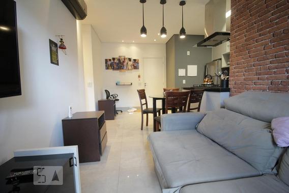 Apartamento Para Aluguel - Morumbi, 2 Quartos, 62 - 893102729