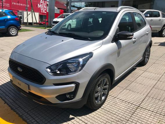 Ford Ka Freestyle Sel 1.5 At 5ptas 0km 02
