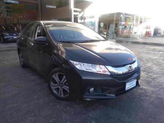 Honda City 4p Ex L4 Cvt A/ac. Aut. Audio En Volante F. Nieb