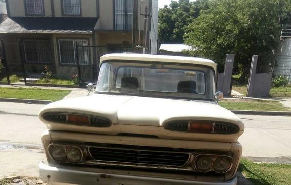 Chevrolet Apache 1960 Motor, Electricidad Y Cubiertasnuevas