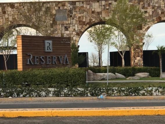Terreno En Venta Residencial Reserva