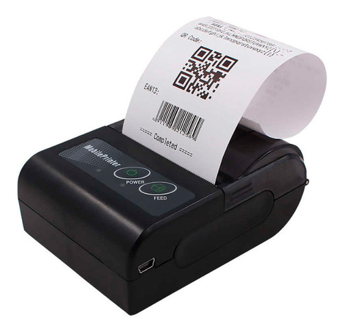 Impresora Termica Portatil Bluetooth 58mm Tickets 58hb4