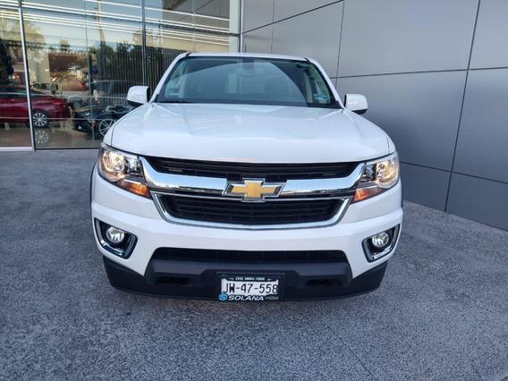 Chevrolet Colorado 4x4 2020 Blanco