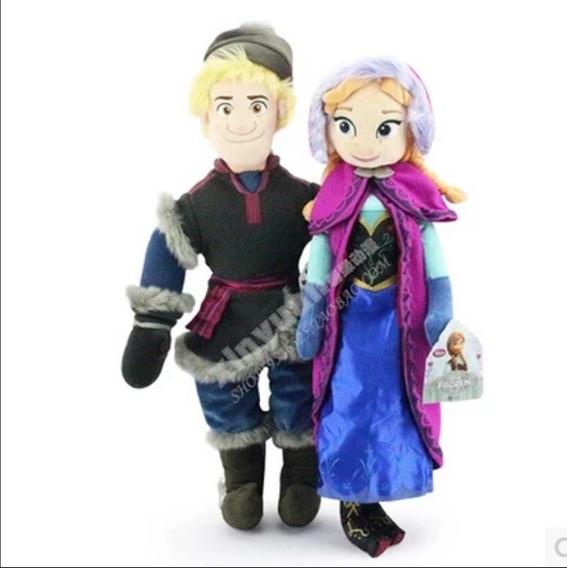 Casal Frozen - Ana E Kristoff