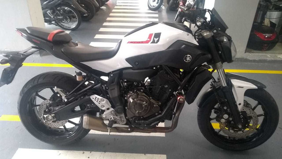 Yamaha Mt 07 Abs Semi Nova
