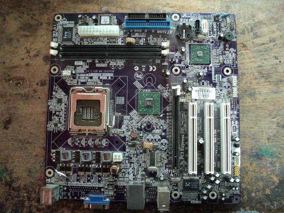HP Compaq RC415ST-HM Socket 775 MotherBoard ECS