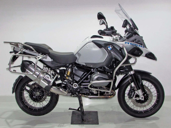 Bmw - R 1200 Gs Adventure - 2015 Branca