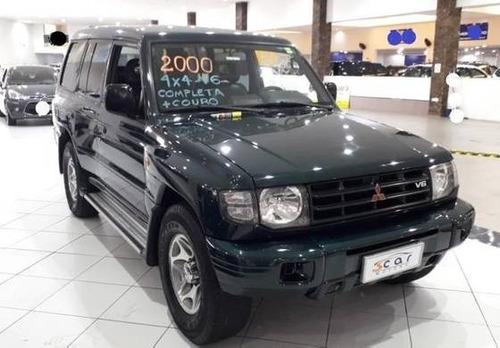 Pajero 3.0 Gls 4x4 V6 24v - 2000