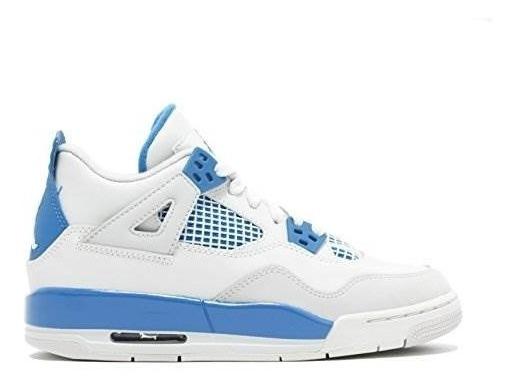 Nike Air Jordan 4 Iv Retro Niños Grandes (gs) Zapatos De Ba