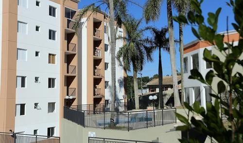 Imagem 1 de 30 de Lindo Apartamento 2 Dormitórios - 2 Banheiros - Condomínio Residencial Costa Do Sol - Jardim Sabiá - Cotia / Sp - Ap2411555l