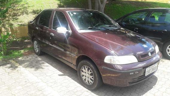 Fiat Siena Ex 1.0 Ano 2002 / 4 Portas / Gasolina /bom Estado