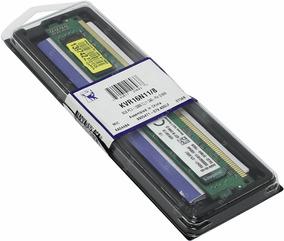 Memória 8gb Ddr3 1600mhz Kingston - Kvr16n11/8 - Desktop