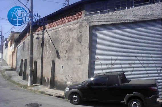 Venda Galpão/deposito/armazém São Paulo Vila Zat - C57