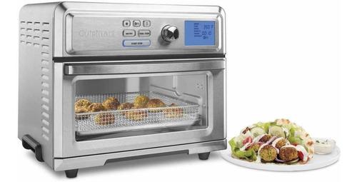 Horno Freidora Aire Cuisinart® Modelo (toa-65) Nuevo En Caja