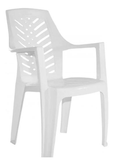 Sillon Marbella Garden Life F880000 Blanco