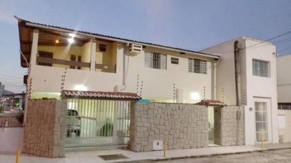 Casa De Esquina Em Lagoa Nova - Ca7353