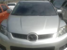 Vendo De Oportunidad Jeepeta Mazda Cx7 2007 Gris