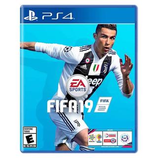 Fifa 19 Playstation4 Ps4 Nuevo Sellado