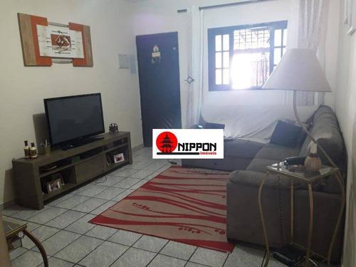 Casa Com 2 Dormitórios À Venda, 130 M² Por R$ 300.000 - Jardim Santa Maria - Guarulhos/são Paulo - Ca0188
