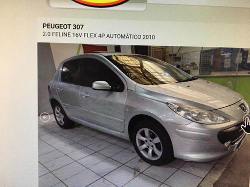 Imagem 1 de 6 de Peugeot 307 2010 2.0 Feline Flex Aut. 5p