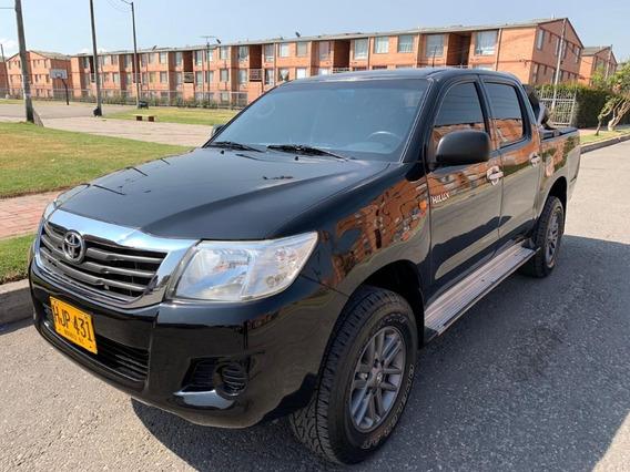Toyota Hilux Imv 2.5 Doble Cabina 4x4 Full Equipo