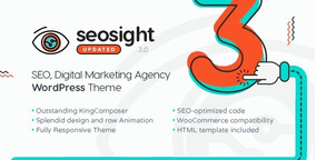 Seosight - Tema Wordpress | Seo, Digital Marketing Agência