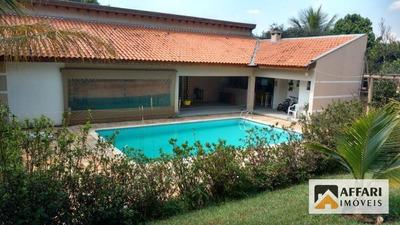 Chácara Residencial À Venda, Chácaras Recanto Solar, Nova Odessa. - Ch0009